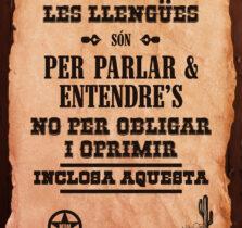 Les llengües són per parlar i entendre's!